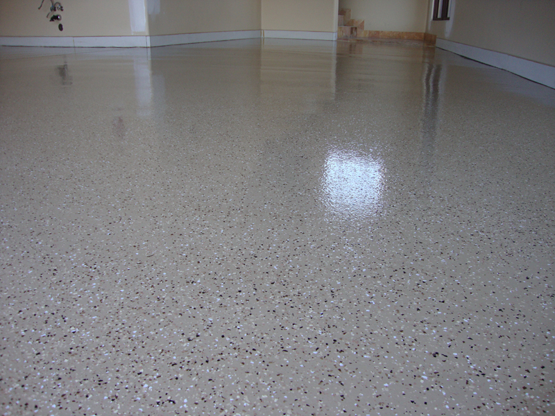 Industrial concrete floor coatings polyaspartic floor for Concrete floor covering